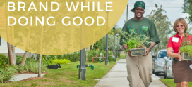 4 Ways to Build Up Your Brand While Doing Good