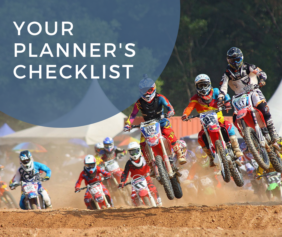 Your Planner's Checklist