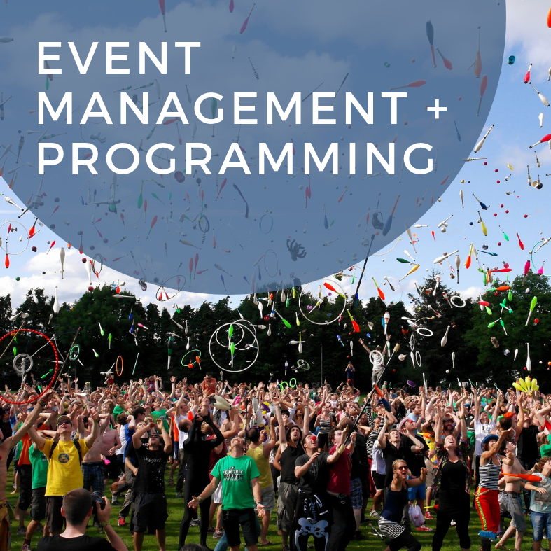 Event Management + Programming